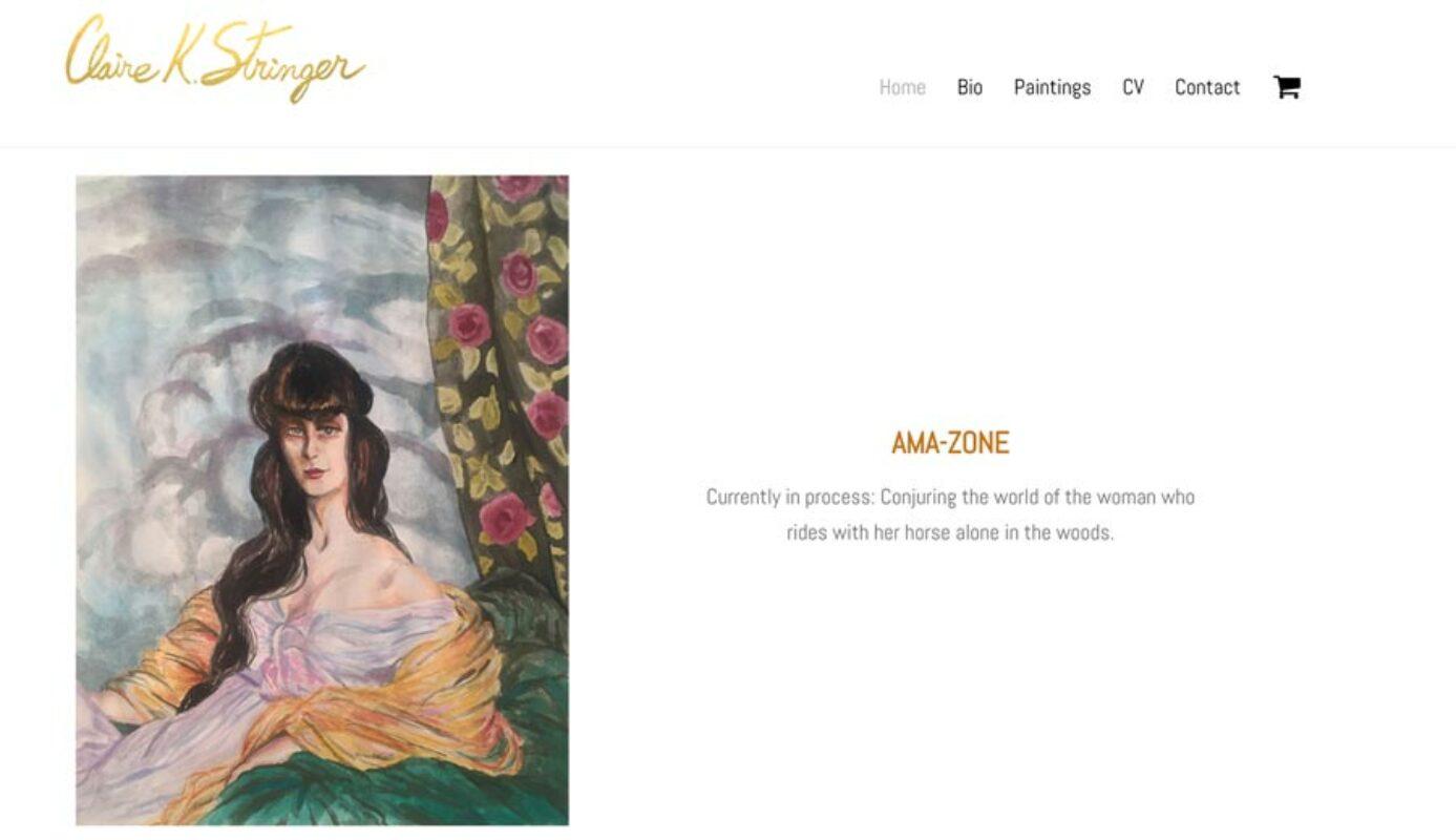 Claire-Stringer-Website
