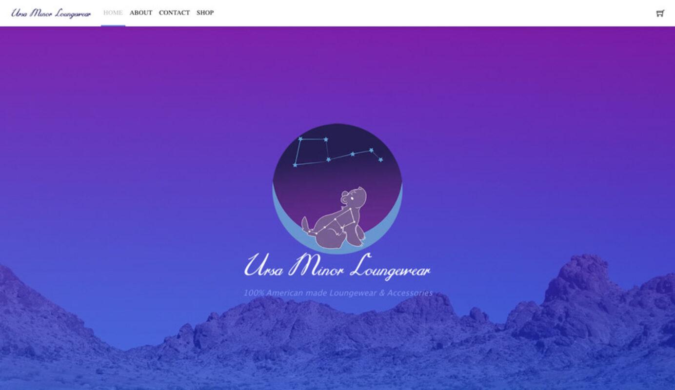 Ursa-Minor-Website